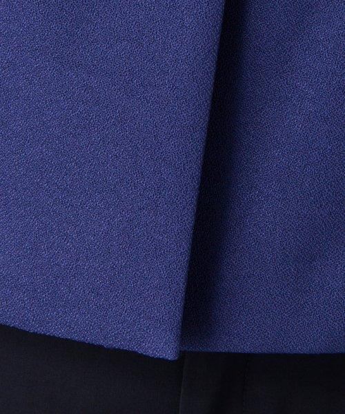 LANVIN en Bleu(ランバン オン ブルー)/【セットアップ対応商品】ボリュームスリーブジャケット/3786206_img13