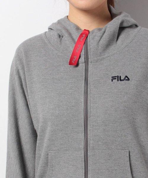 FILA(フィラ)/【セットアップ対応商品】FILA【LADY'S】スウェットドルマンスリーブパーカー/447605_img03