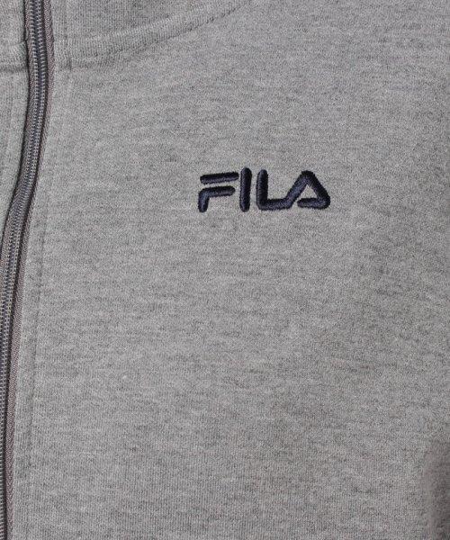 FILA(フィラ)/【セットアップ対応商品】FILA【LADY'S】スウェットドルマンスリーブパーカー/447605_img08