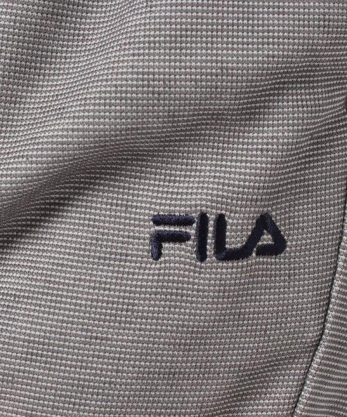 FILA(フィラ)/【セットアップ対応商品】FILA【LADY'S】ダブルフェイスジョガーパンツ/447611_img04