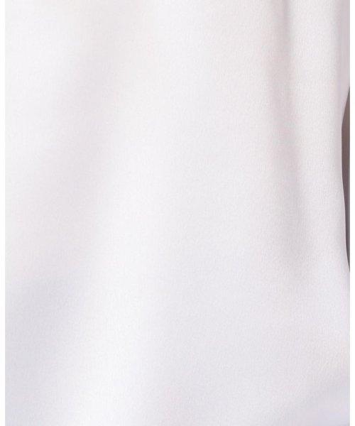 NARA CAMICIE(ナラカミーチェ)/サテン胸リボンドルマンスリーブブラウス/107202251_img08