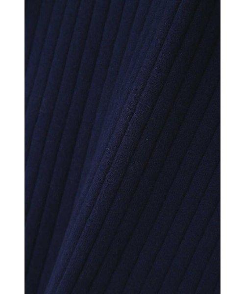 PROPORTION BODY DRESSING(プロポーション ボディドレッシング)/ファースカーフティペット付きリブニット/1217270100_img23