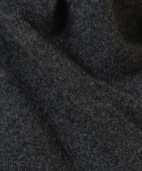 JIYU-KU (自由区)/【亜希さん着用】ピュアカシミヤミルド Vネックプルオーバー (検索番号T21)/KRWMHW0406_img07