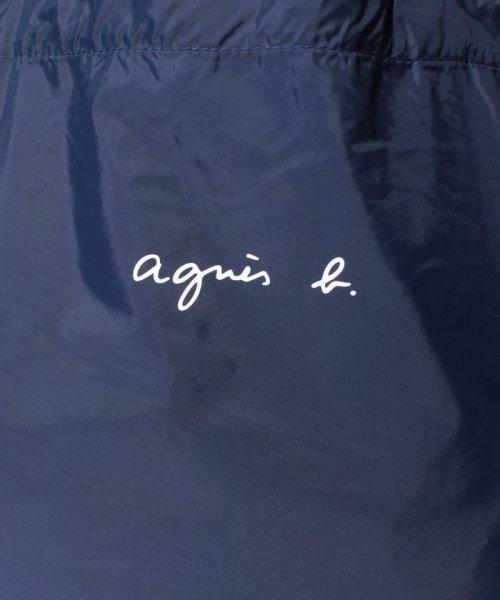 agnes b. Voyage(アニエスベー ボヤージュ)/JO01‐01 エコバッグ/M991VNN1H17_img05