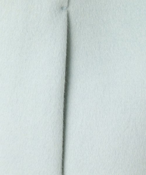 green label relaxing(グリーンレーベルリラクシング)/◆KF W/N ノーラペル コート/36251991216_img18