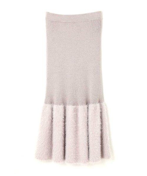 PROPORTION BODY DRESSING(プロポーション ボディドレッシング)/《EDIT COLOGNE》ニットマーメードスカート/1217227100_img01