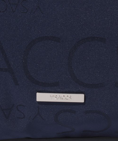 Y'SACCS(イザック)/ロゴジャガード トートバッグ/Y720503_img04