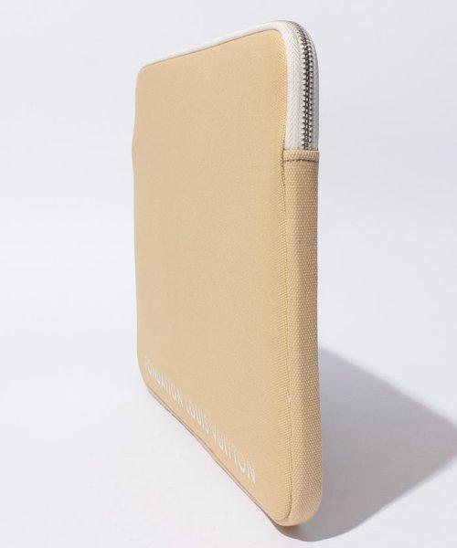 Fondation Louis Vuitton(フォンダシオン ルイ ヴィトン)/【Fondation Louis Vuitton】美術館限定 13インチラップトップスリーブ/laptop_img01