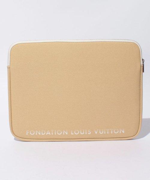 Fondation Louis Vuitton(フォンダシオン ルイ ヴィトン)/【Fondation Louis Vuitton】美術館限定 13インチラップトップスリーブ/laptop_img02