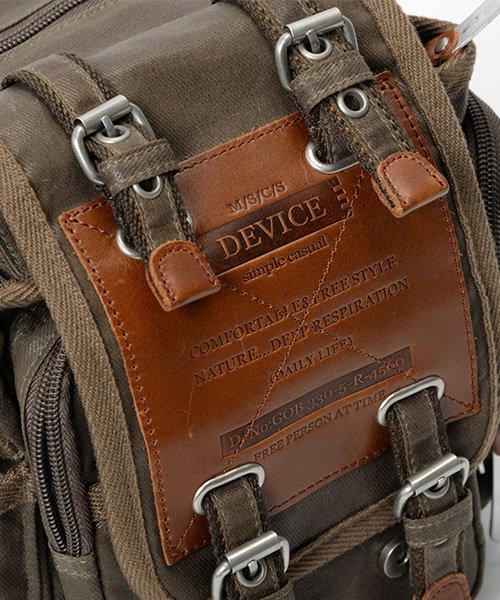 DEVICE(デバイス(メンズ))/DEVICE Work レッグポーチ/AHH17058_img09