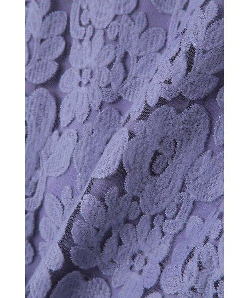 PROPORTION BODY DRESSING(プロポーション ボディドレッシング)/Newブラッシュレースタイトスカート/1217220513_img04
