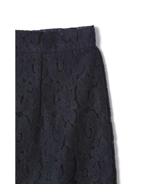PROPORTION BODY DRESSING(プロポーション ボディドレッシング)/Newブラッシュレースタイトスカート/1217220513_img07