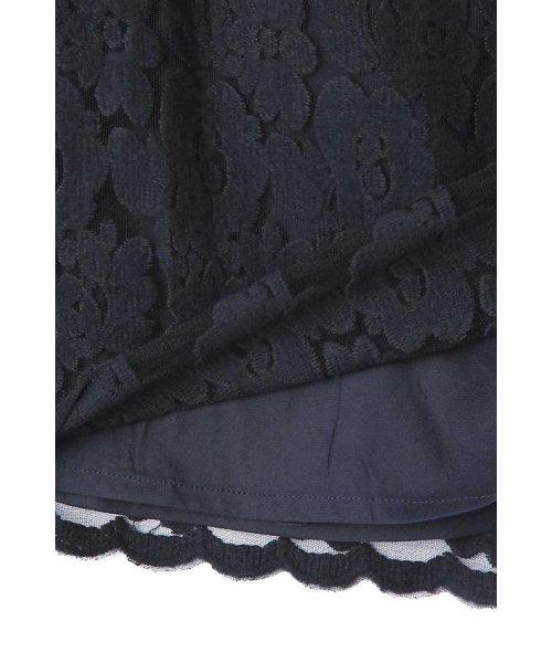 PROPORTION BODY DRESSING(プロポーション ボディドレッシング)/Newブラッシュレースタイトスカート/1217220513_img09