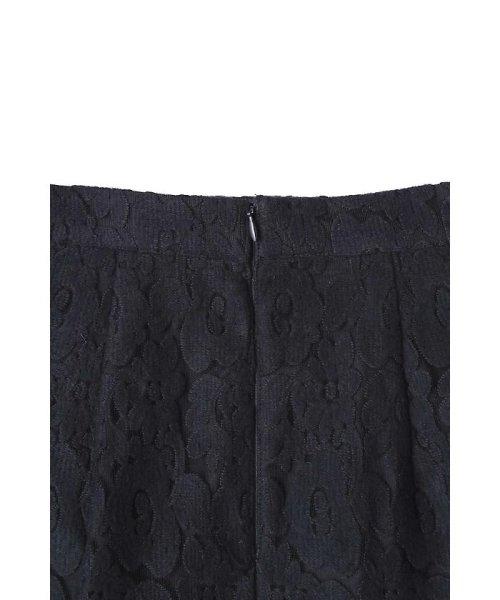 PROPORTION BODY DRESSING(プロポーション ボディドレッシング)/Newブラッシュレースタイトスカート/1217220513_img10