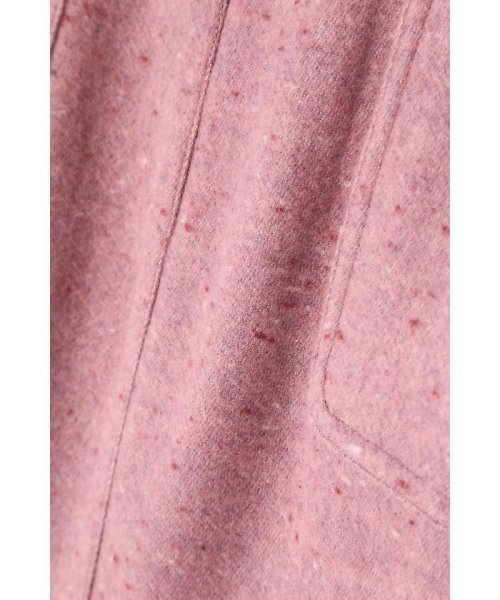 PROPORTION BODY DRESSING(プロポーション ボディドレッシング)/ネップツィードタイトスカート/1218120002_img05