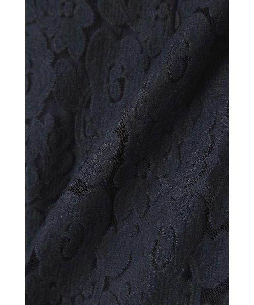 PROPORTION BODY DRESSING(プロポーション ボディドレッシング)/Newブラッシュレースタイトスカート/1217220513_img11