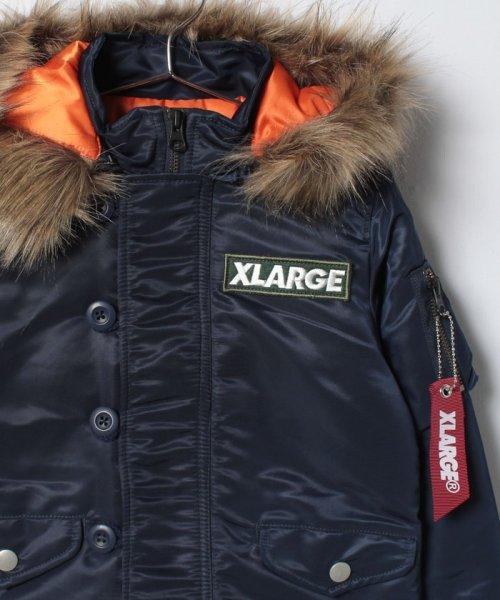 XLARGE KIDS(エクストララージ キッズ)/OG N‐3B ジャケット/9473301_img03