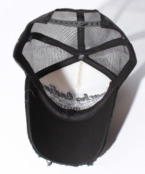 STYLEBLOCK(スタイルブロック)/カラーツイルツバ刺繍入りメッシュキャップ/sb7683911_img03