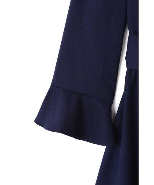 PROPORTION BODY DRESSING(プロポーション ボディドレッシング)/【美人百花 12月号掲載】Newカラーサッシュフレアーワンピース/1217240512_img06