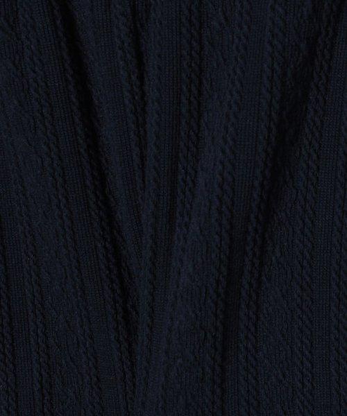 LAGOM(ラーゴム)/ふくれジャガードレギンス/1403170881411_img04
