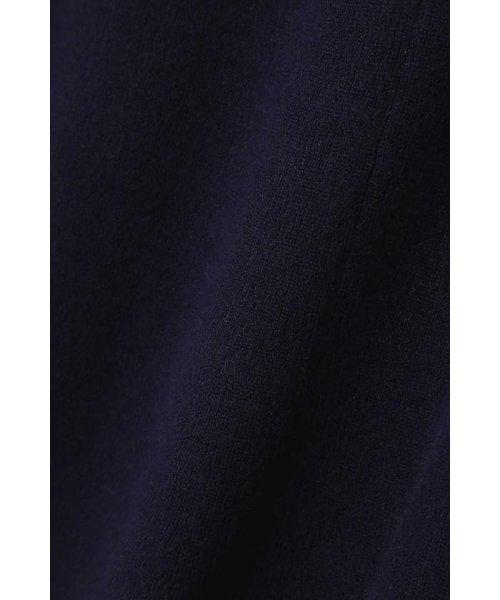 PROPORTION BODY DRESSING(プロポーション ボディドレッシング)/刺繍Vリブカーデニットアップワンピース/1217240510_img13