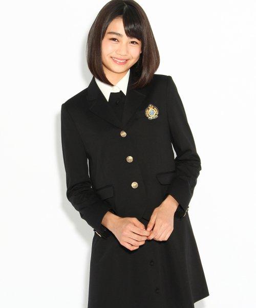 PINK-latte(ピンク ラテ)/【卒服】国産生地プレミアムジャケット/99990931941028_img01