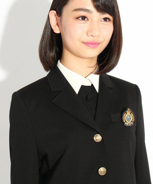PINK-latte(ピンク ラテ)/【卒服】国産生地プレミアムジャケット/99990931941028_img05