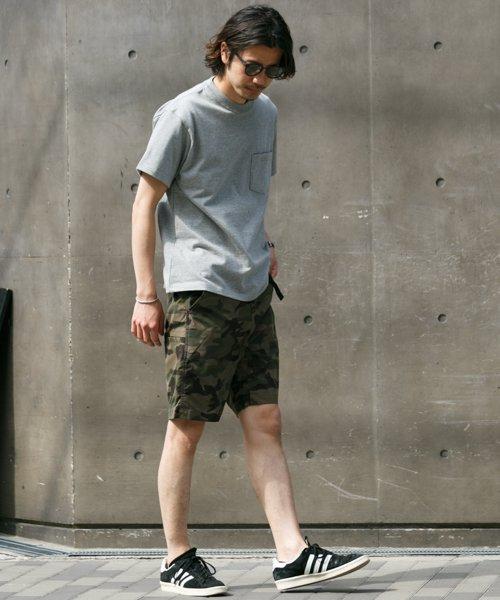 7月 服装 ショートパンツ メンズ 画像2