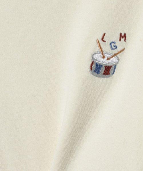 LAGOM(ラーゴム)/スムース刺繍カットソー/1206174421411_img03