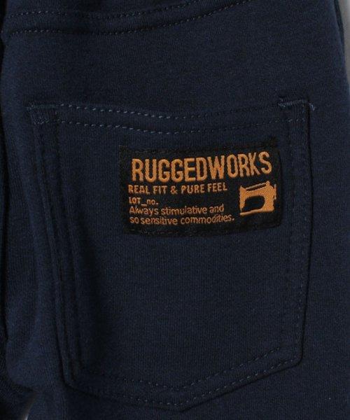 RUGGEDWORKS(ラゲッドワークス)/爆暖裏毛ロングパンツ/711010_img09