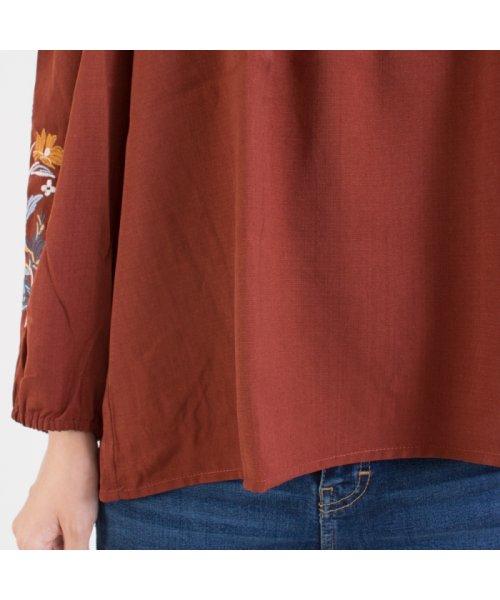 SpRay(スプレイ)/袖刺繍5分袖オフショル/017110139317_img06