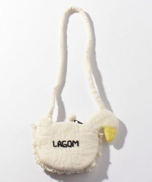 LAGOM(ラーゴム)/スワンポシェット/1809271881413_img01