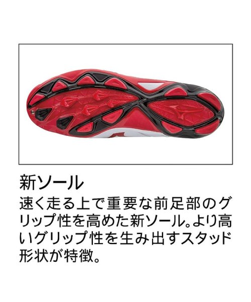 MIZUNO(ミズノ)/ミズノ/メンズ/SELECT 9/54356977_img05