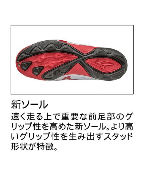 MIZUNO(ミズノ)/ミズノ/キッズ/SELECT 9 JR./54358387_img05