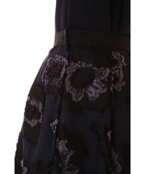 NATURAL BEAUTY(ナチュラル ビューティー)/[WEB限定商品]フローラルカットジャガードスカート/0188120012_img10