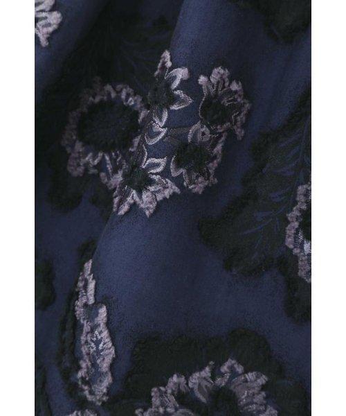 NATURAL BEAUTY(ナチュラル ビューティー)/[WEB限定商品]フローラルカットジャガードスカート/0188120012_img11