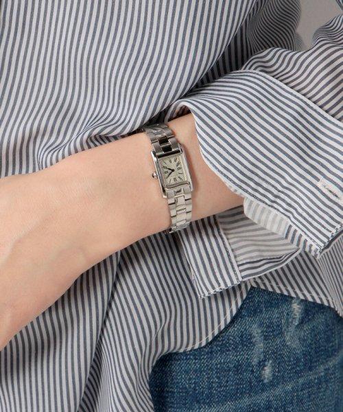 UNITED ARROWS(ユナイテッドアローズ)/UAB スクエア メタル 腕時計/17436990638_img08