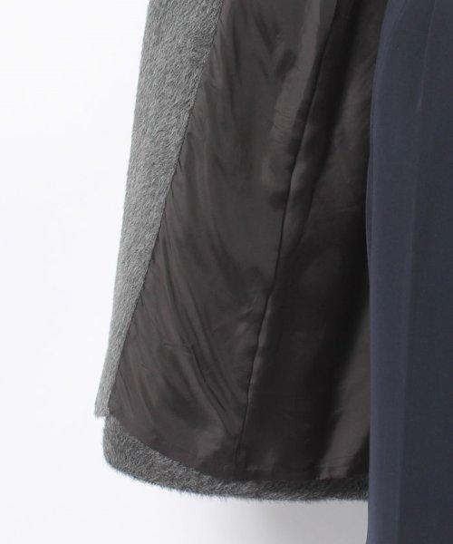 Riamasa(リアマッサ)/アルパカウールFOX衿コート/A19773Q_img04