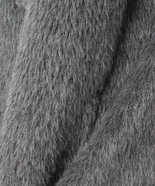 Riamasa(リアマッサ)/アルパカウールFOX衿コート/A19773Q_img08