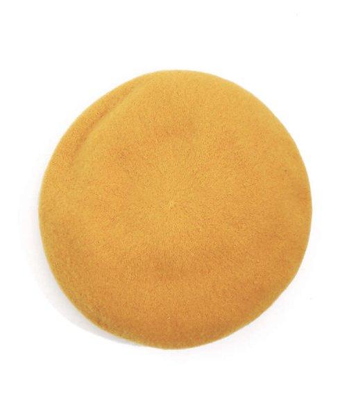 ABAHOUSE(ABAHOUSE)/【別注】Rohw ベレー帽/00350066005_img02
