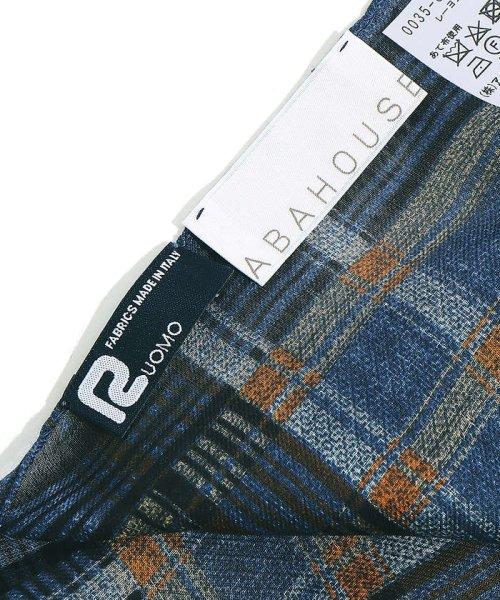 ABAHOUSE(ABAHOUSE)/【別注 】RATTIプリントスカーフ/00350067001_img06