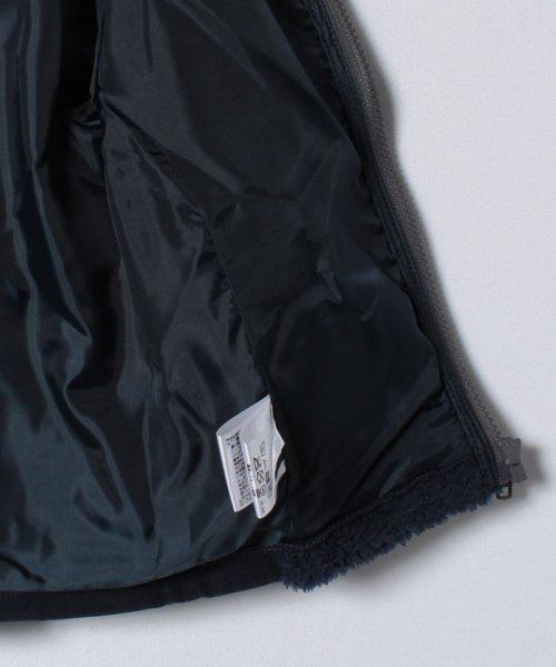XLARGE KIDS(エクストララージ キッズ)/【セットアップ対応商品】ボア切り替えジップパーカー/9474304_img03
