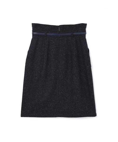 PROPORTION BODY DRESSING(プロポーション ボディドレッシング)/ネップツィードタイトスカート/1218120002_img08