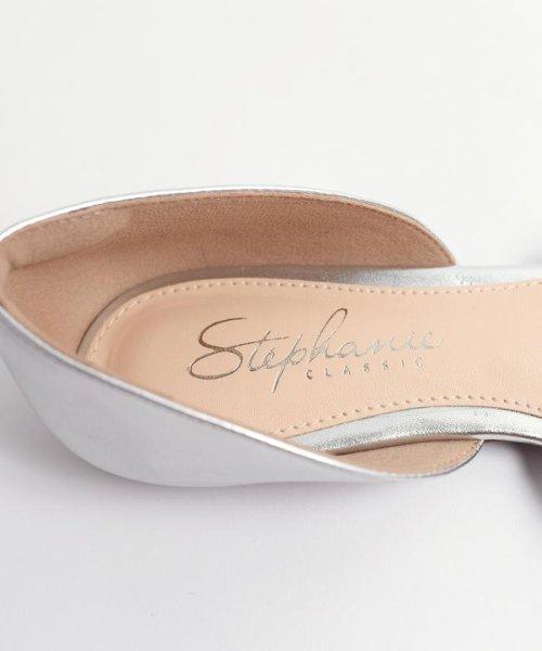 SHIPS WOMEN(シップス ウィメン)/Stephanie:カットワークセパレートフラットsilver◇/315510406_img05