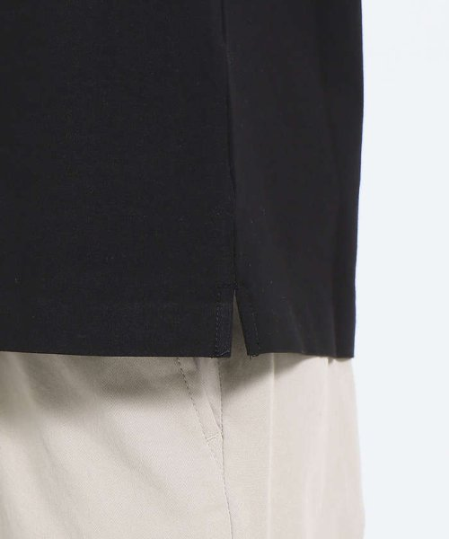 ABAHOUSE(ABAHOUSE)/【COTTON LYCRA】圧着クルーネックTシャツ/00340021010_img06
