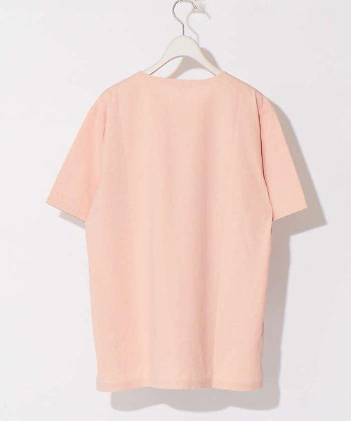 ABAHOUSE(ABAHOUSE)/【WEB別注】圧着クルーネック ポケットTシャツ/00355021105_img08