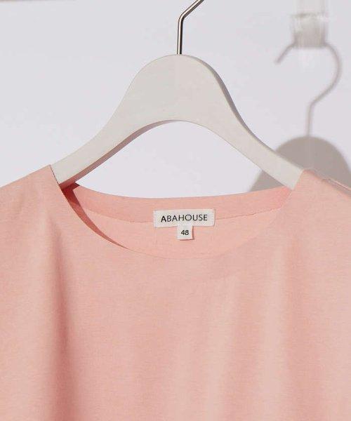 ABAHOUSE(ABAHOUSE)/【WEB別注】圧着クルーネック ポケットTシャツ/00355021105_img09