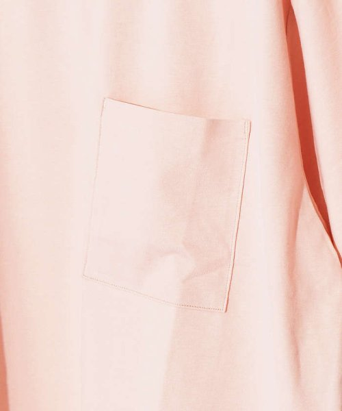 ABAHOUSE(ABAHOUSE)/【WEB別注】圧着クルーネック ポケットTシャツ/00355021105_img11