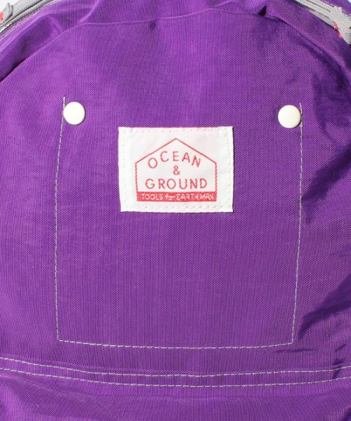 OCEAN&GROUND(オーシャンアンドグラウンド)/DAYPACK GOODAY/1525101_img08