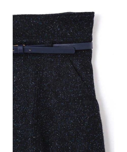 PROPORTION BODY DRESSING(プロポーション ボディドレッシング)/ネップツィードタイトスカート/1218120002_img10